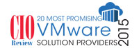 20 Most Promising VMware Solution Providers - 2015